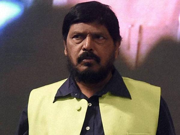 Pawar should join NDA to contest Prez election: Ramdas Athawale