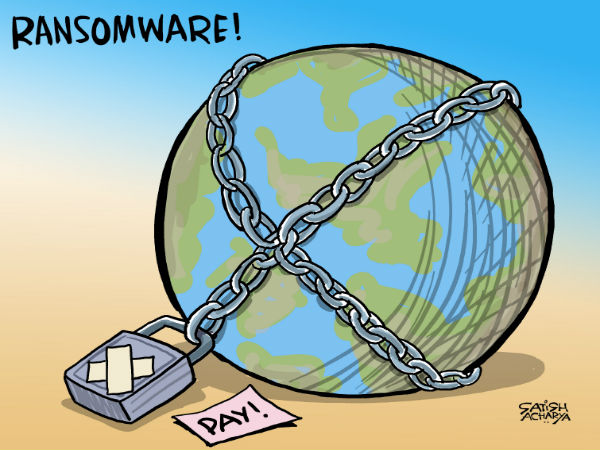 In the wake of the Ransomware cyber-attack, the whole world is getting affected.