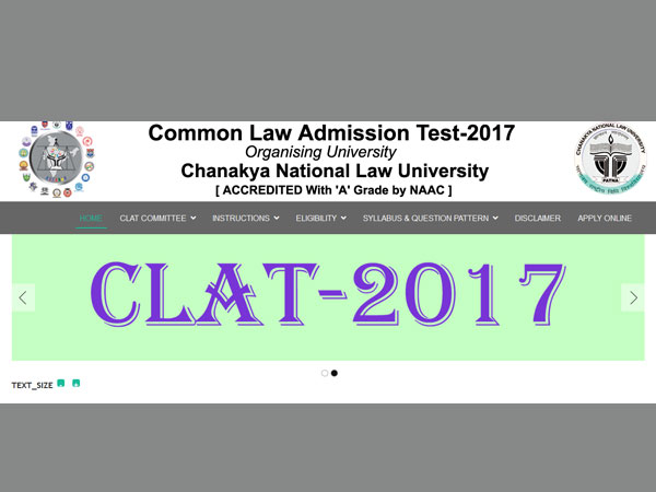 CLAT Results 2017 to be declared on May 29