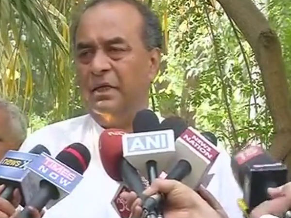 Former Attorney General (AG) Mukul Rohatgi