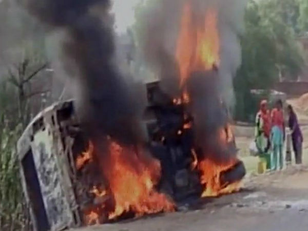 Jharkhand: Mob lynches one person on suspicion of child lifting