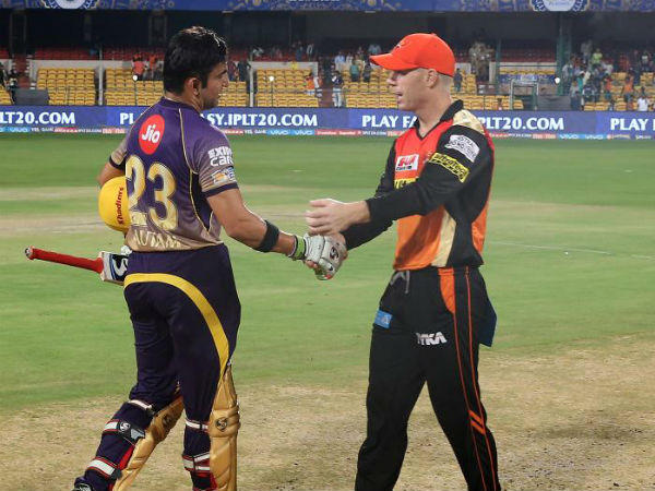 IPL 2017: Eliminator Highlights: Kolkata Vs Hyderabad; KKR win by D/L method