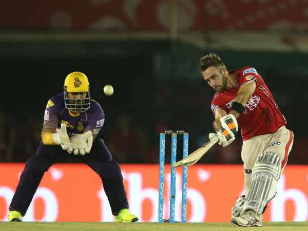 IPL 2017: Virender Sehwag blames 'inconsistent' Glenn Maxwell for KXIP's ouster