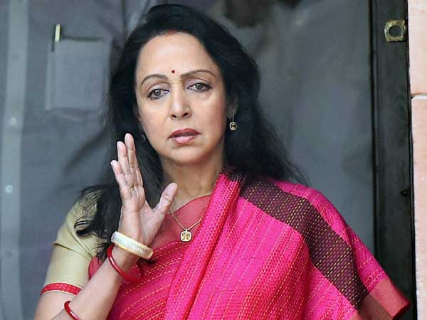 I share a divine connection with Mathura: Hema Malini
