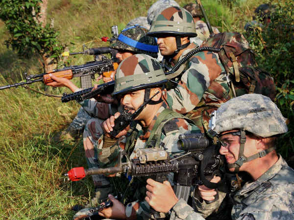 The armed forces are 52,000 soldiers short says Govt