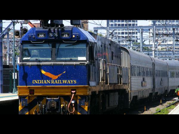 Railways to launch high-power electric locomotive next year