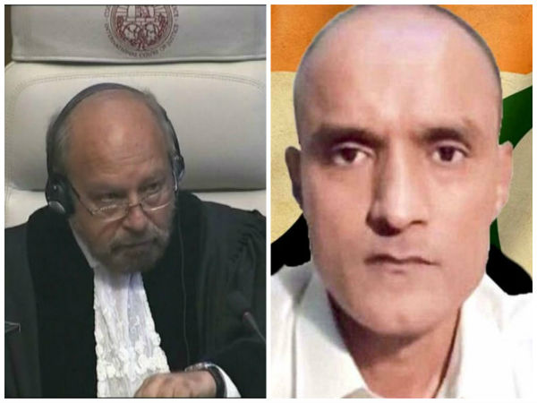 Politicos hail ICJ verdict on Khulbushan Jadhav