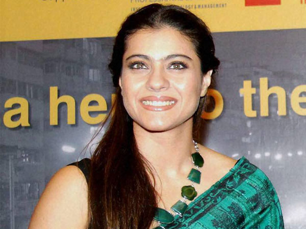 Bollywood actress Kajol