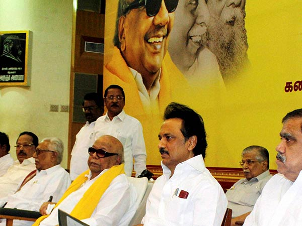 BJP is not invited for DMK supremo Karunanidhi's birthday bash