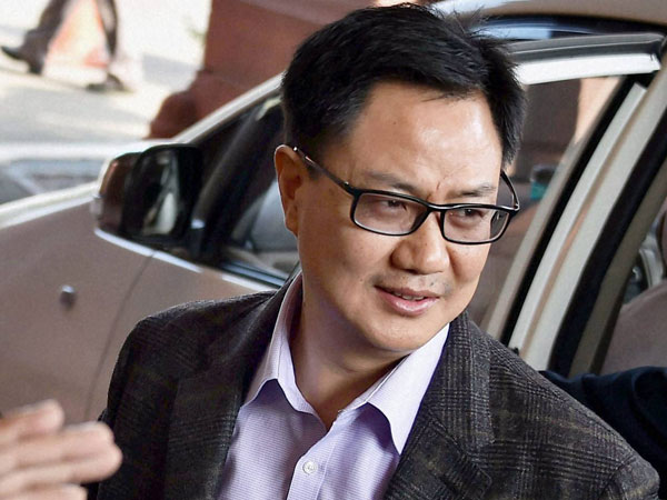 Vibrant democracy is possible through good governance: Rijiju