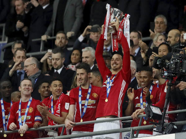 File photo: Manchester United