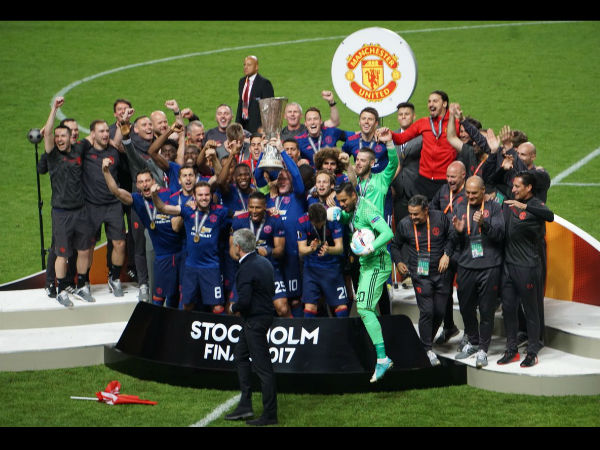 Europa League Final: Manchester United beat Ajax 2-0 in emotional title triumph