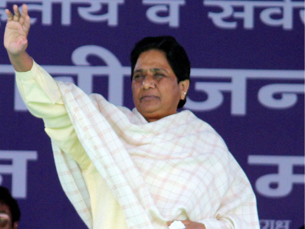 BJP fumes over Mayawati's Saharanpur visit, accuses of promoting caste politics
