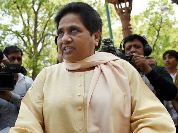 Yogi govt orders probe into Mayawati's Rs 455 cr road project