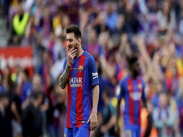 Lionel Messi's 21-month jail sentence upheld by Spanish supreme court