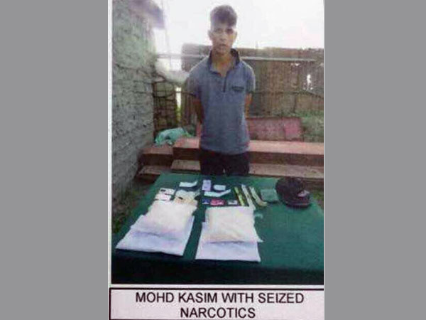 Army busts drug racket at LoC: Man with heroin apprehended