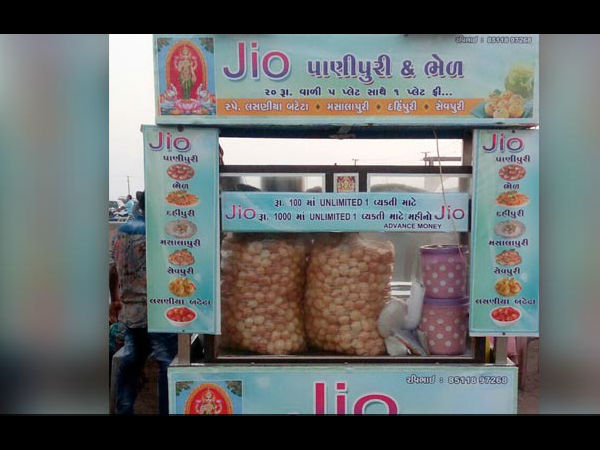 Jio effect! Gujarat vendor offers unlimited pani puri for Rs 100