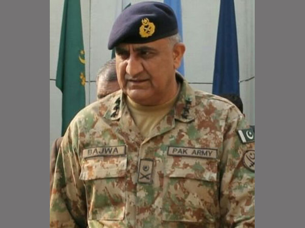 Pakistan Army chief General Qamar Javed Bajwa