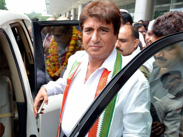 Uttar Pradesh Congress chief Raj Babbar. PTI file photo