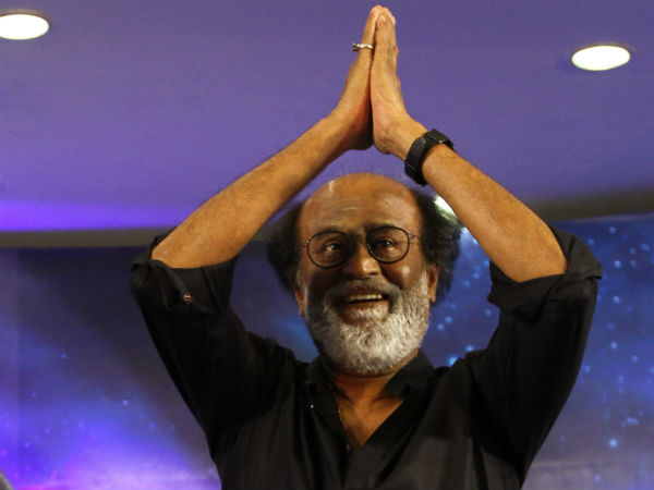 Joke comes true. Rajinikanth not joining politics, politics joining him