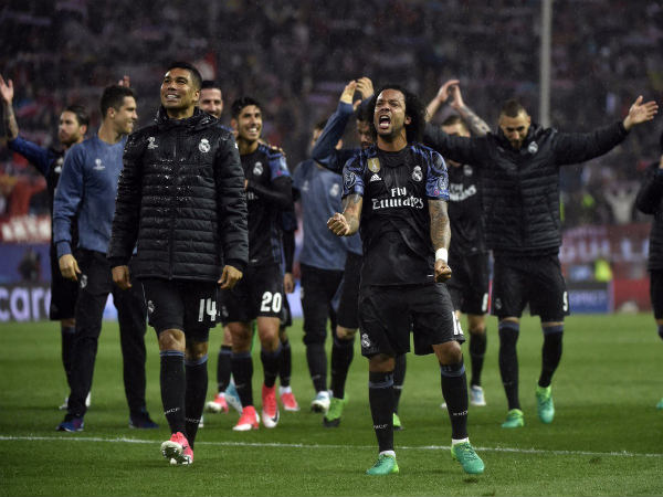 UCL: Photos - Real Madrid outclass Atletico to reach final