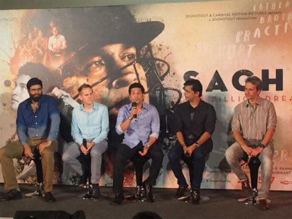 Sachin - A Billion Dreams: Nostalgic fans react after watching 'God's own biography'