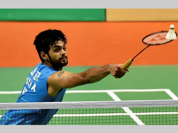 Sai Praneeth enters Thailand Grand Prix Gold final