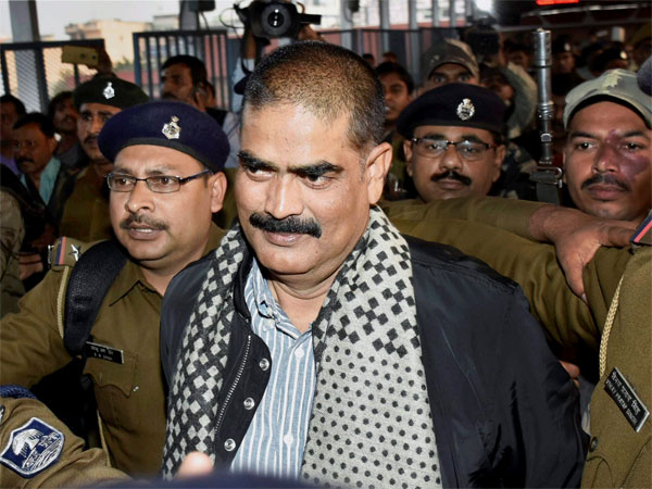 RJD leader and former MP Shahabuddi. PTI file photo