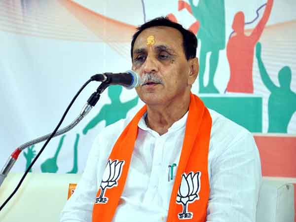 Akhilesh's statement is an effect of frustartion after loss in UP polls: Vijay Rupani