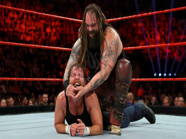 WWE RAW Results May 8 - There's no hiding from Roman Reigns