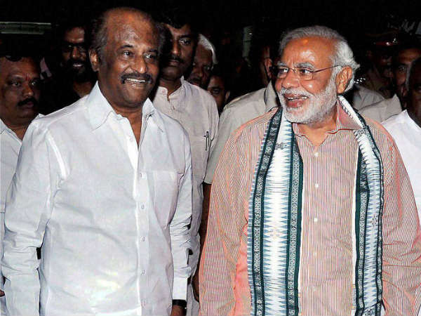 Rajinikanth begins six days meet with fans in Chennai