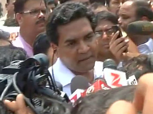 Sacked Kapil Mishra to meet LG Anil Baijal — AAP crisis