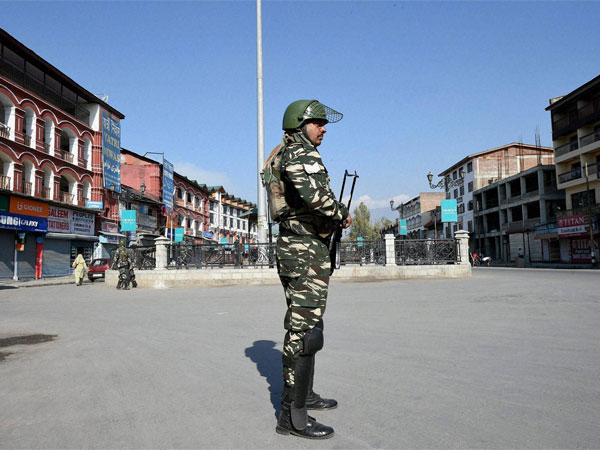 CRPF jawan found dead in Kashmir. PTI photo for representation purpose only