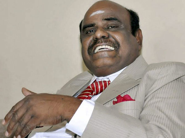 Justice Karnan set to move SC against his arrest order