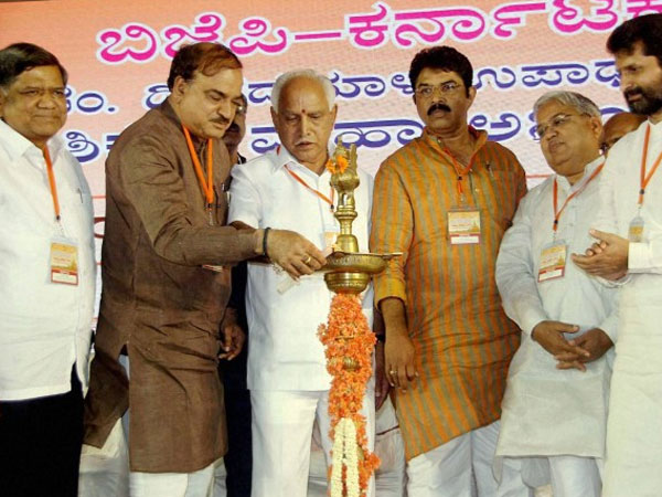 BSY will be face of BJP in next Assembly polls: Shah