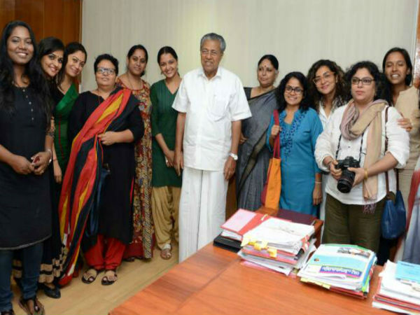 Malayalam film industry women collective