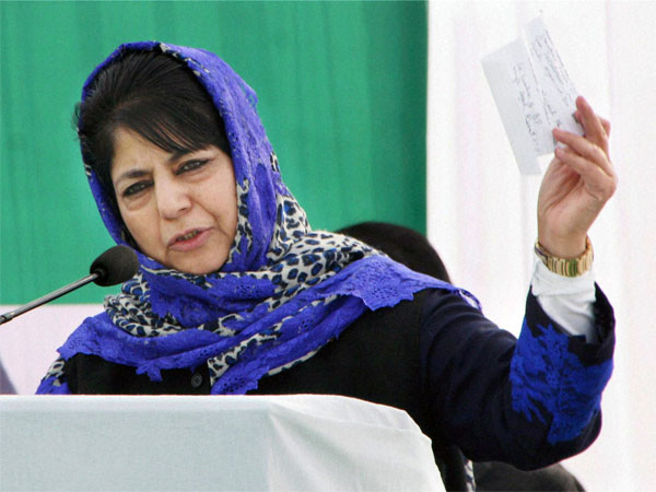 Only Prime Minister Modi can resolve the Kashmir crisis: Mehbooba Mufti
