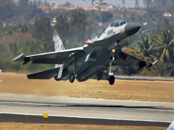 Search operations continue by IAF for missing Sukhoi fighter