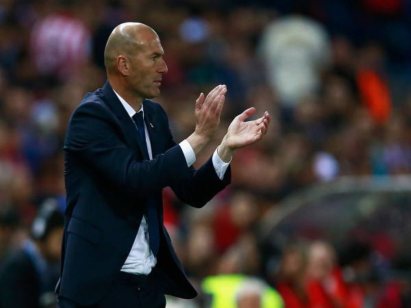 Zinedine Zidane hoping to follow in former Milan manager's footsteps
