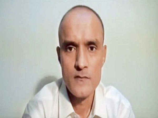 Former naval officer Kulbhushan Jadhav who is languishing in Pakistani jail