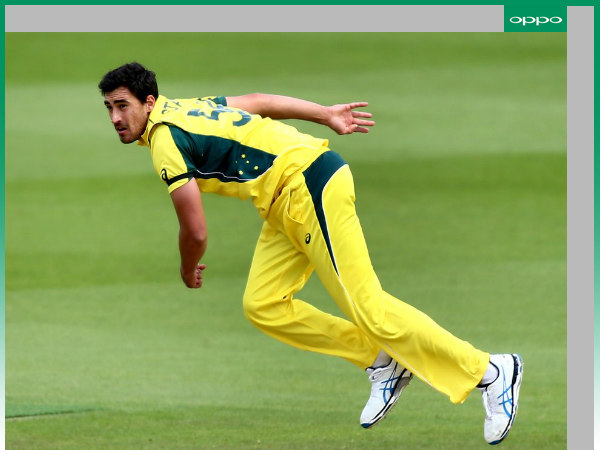 10. Aus Vs Ban: Mitchell Starc's fiery 3-wicket over