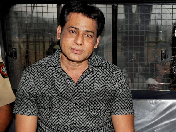 A file photo of extradited gangster Abu Salem who was convicted by a special TADA court in 1993 Mumbai blasts case, in Mumbai