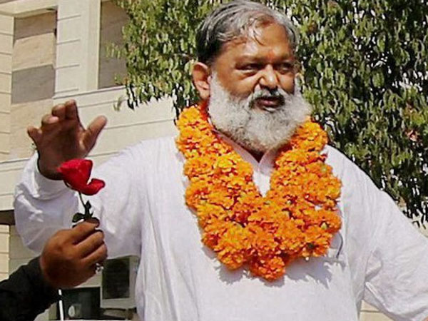 'A Hindu can't be a terrorist, here is no Hindu terrorism', says Haryana Minister Anil Vij