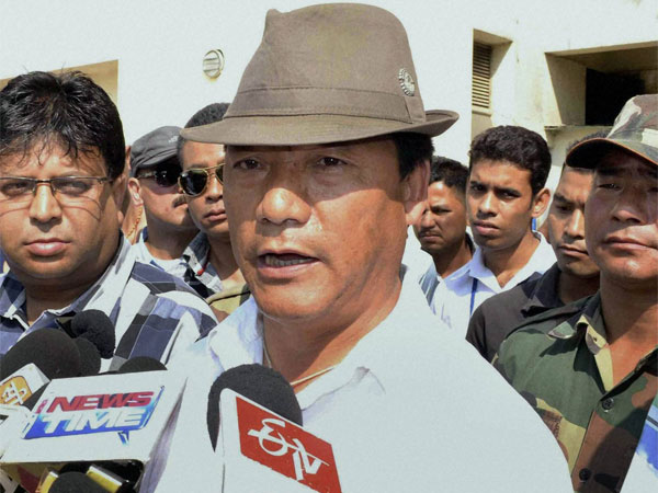 File photo of Bimal Gurung