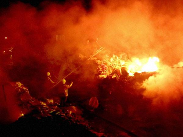 Two killed in Pune ordnance factory blast