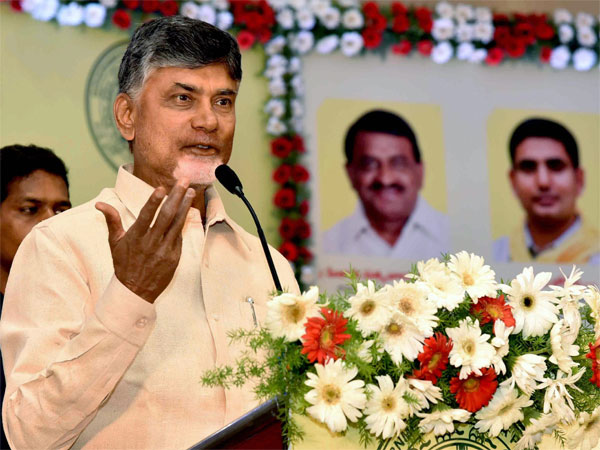 My way or the highway, Chandrababu Naidu tells those who don't vote for him