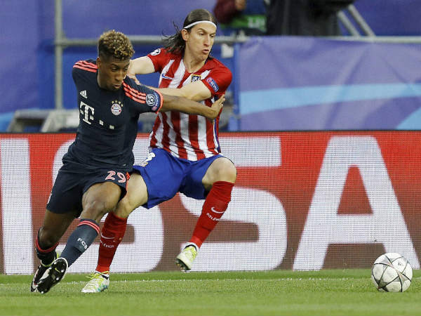 Bayern Munich's Kingsley Coman arrested over domestic violence