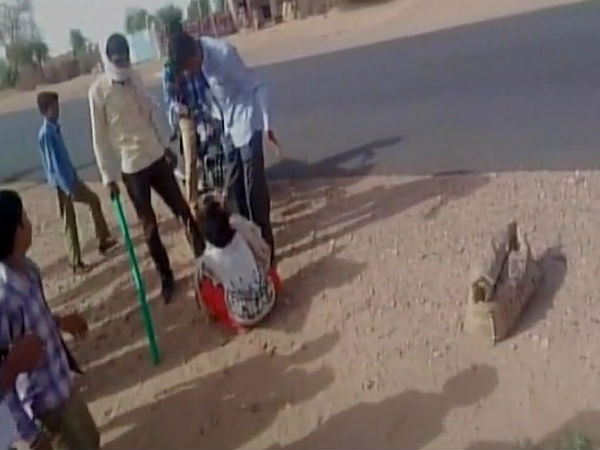 Mentally-challenged woman thrashed by men, forced to chant Jai Shree Ram, Allah