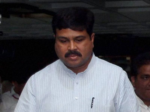 Union Minister for Petroleum and Natural Gas Dharmendra Pradhan