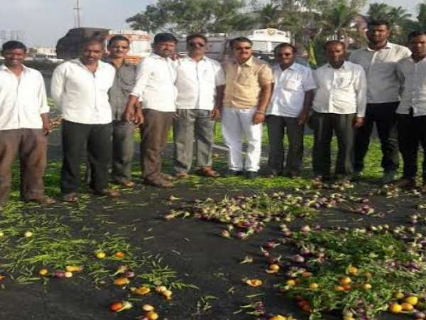 Farmers in Maharashtra to go on strike from Thursday